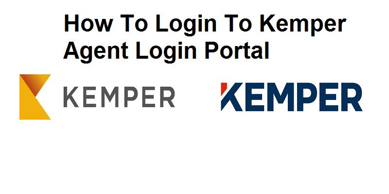 Kemper Agent Login