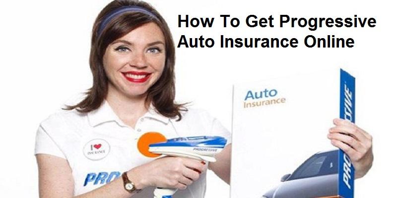 Progressive Auto Insurance Online