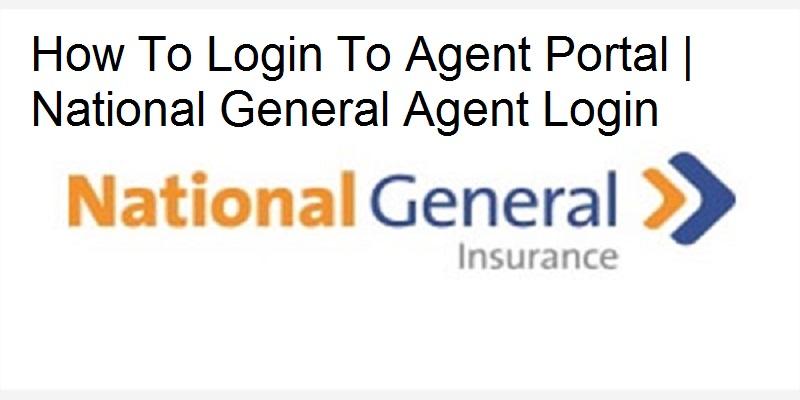 National General Agent Login