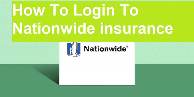 nationwide insurance login