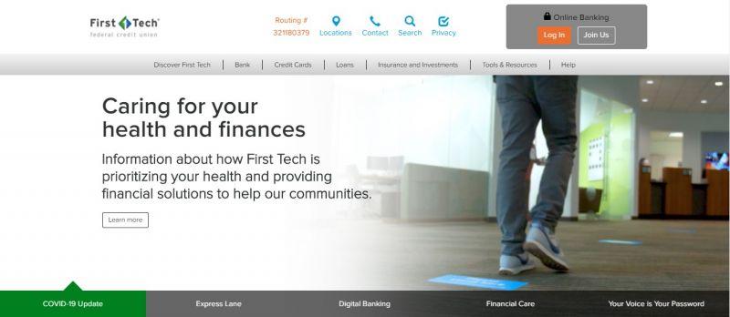 First Tech Federal Credit Union Login