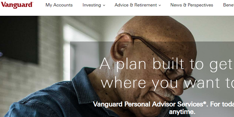 Vanguard 401k Login
