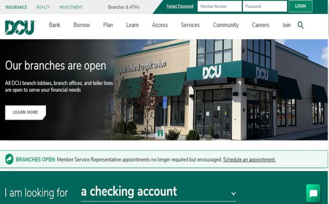 DCU Login | How To Access Your Digital Federal Credit Union (DCU)
