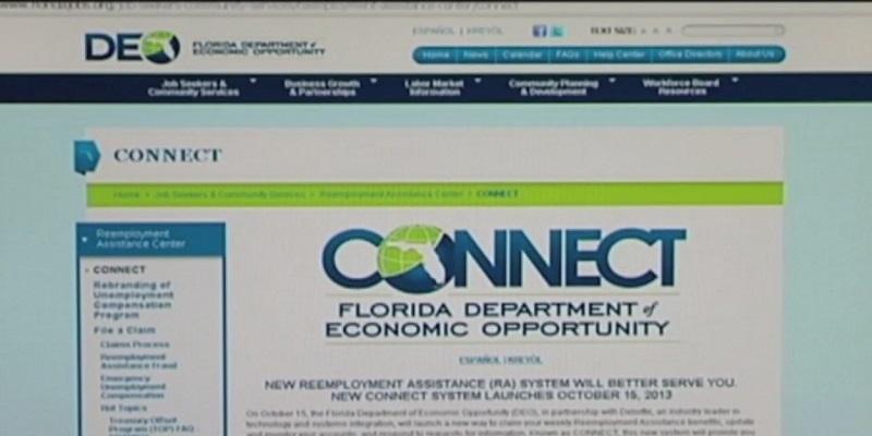 Florida Unemployment Login