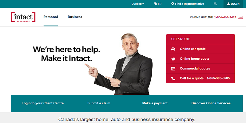 Intact Insurance Login: How To Manage Your Account Online