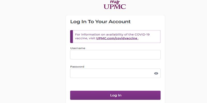 MyUPMC Login: How To Access Your MyUPMC Account Online