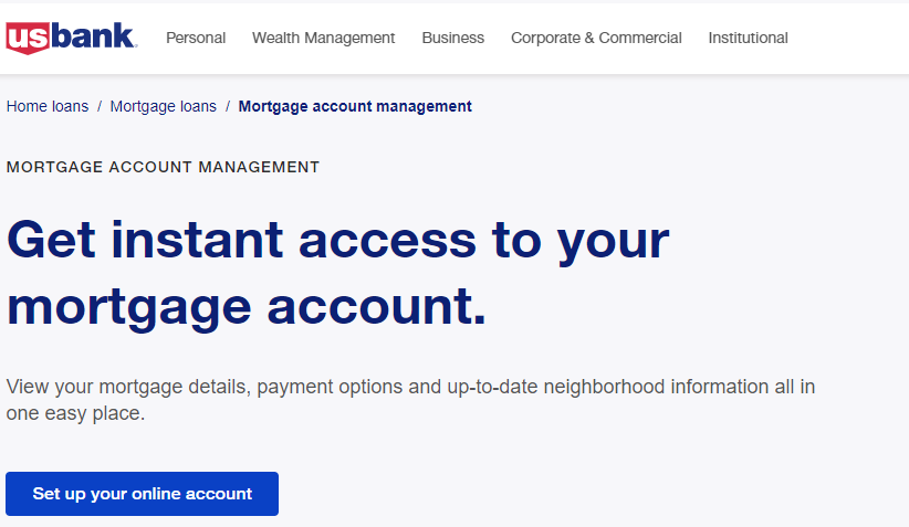 US Bank Mortgage Login: How To Make Your US Bank Mortgage Payment: