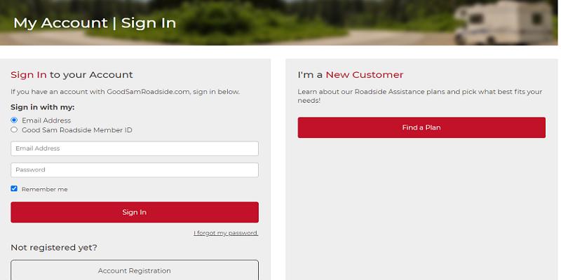 Good Sam Roadside Assistance Login: How To Access Your Good Sam Roadside Assistance Account: