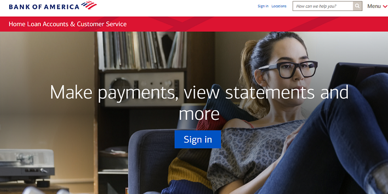 Bank of America Mortgage Login | How To Make Your Bank of America Mortgage Payment: