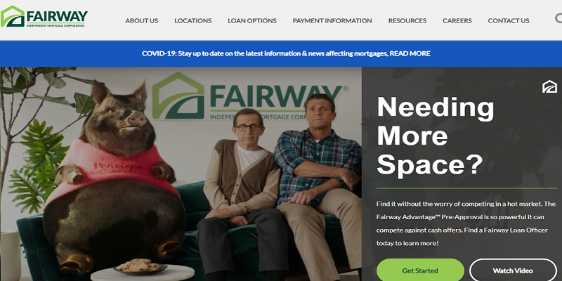 Fairway Mortgage Login: How To Make Your Mortgage Payment