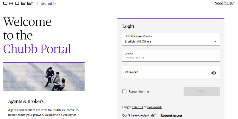 Chubb Agent Login: How To Access Your Chubb Agency Account