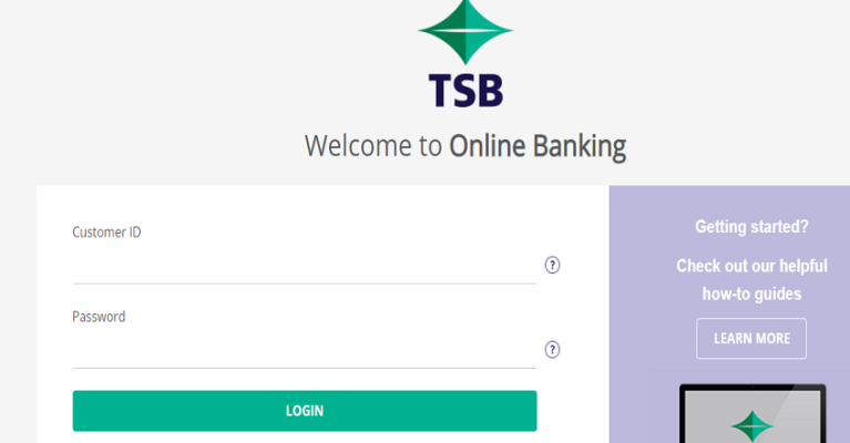 TSB Login: How to Log in to Your TSB Online Banking Account